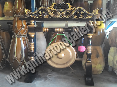 harga gong peresmian besi 45 cm